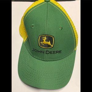 John Deere Traditional colors Velcro back